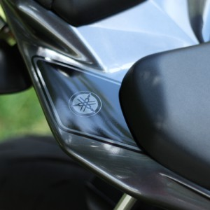 This vinyl decal fits perfectly on the rear of your 2006-2007 Yamaha R6.